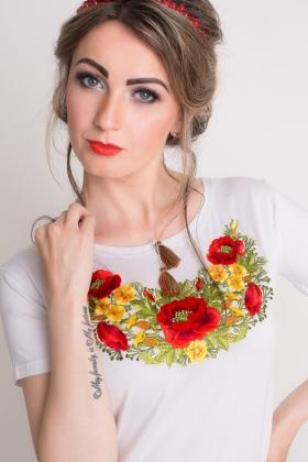 вышиванки женские футболки