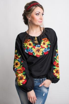 женские вышиванки блузы