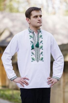 мужская вышиванка рубашка
