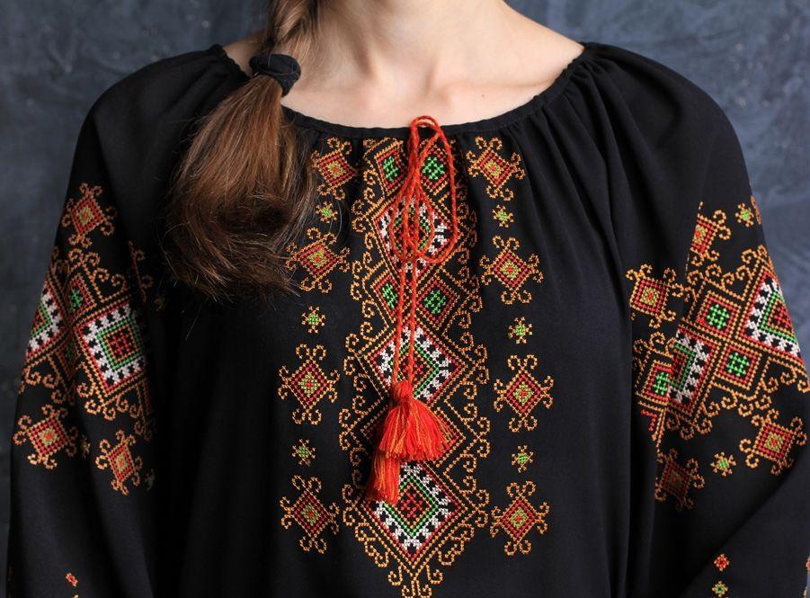 Блуза женская гуцулка - Изображение 2