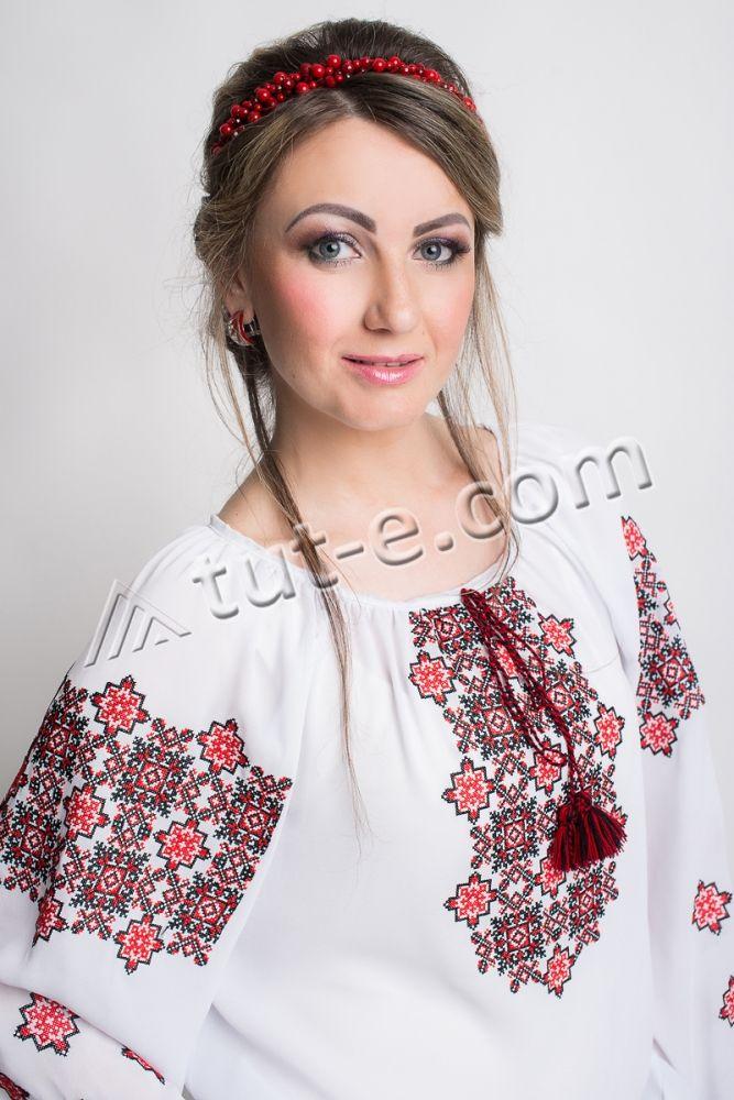 Блуза шифон крестик - Изображение 2