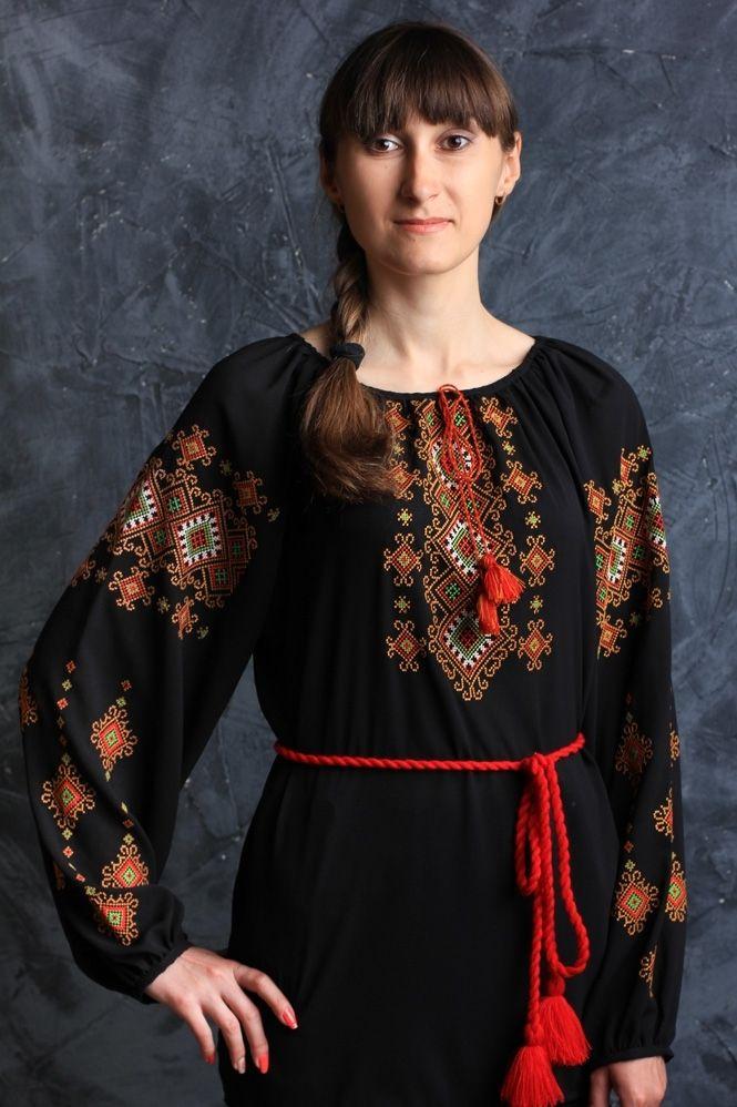 Блуза женская гуцулка