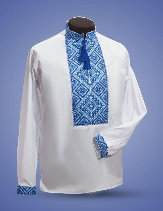 Рубашка мужская 010-ч