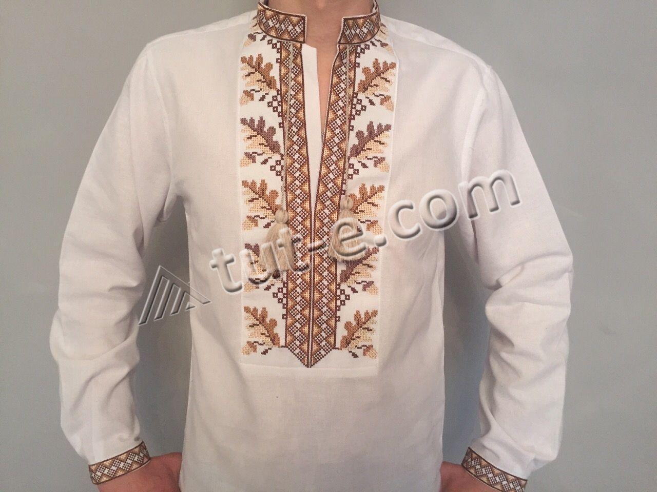 Рубашка мужская 012-Ч