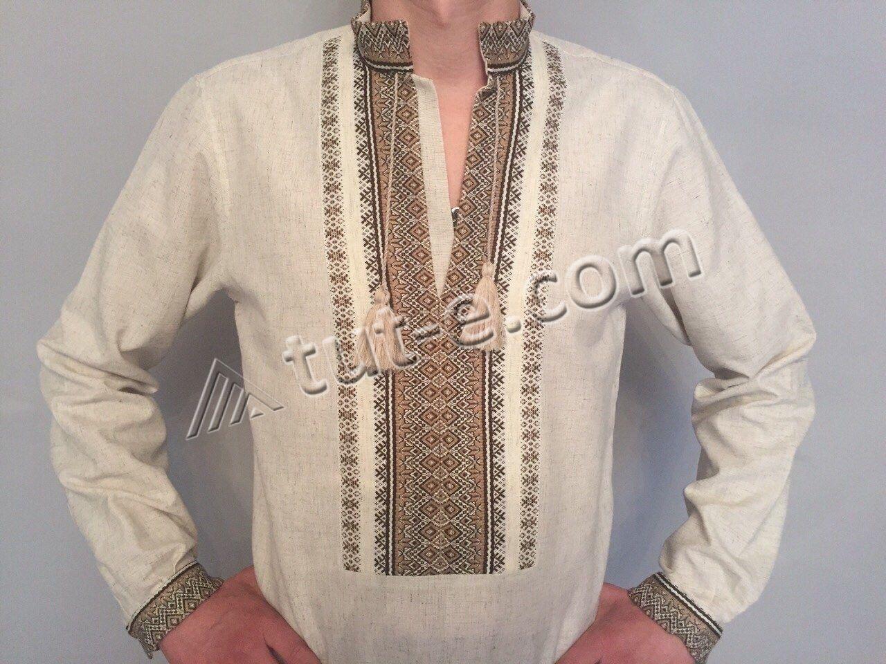 Рубашка мужская 013-Ч