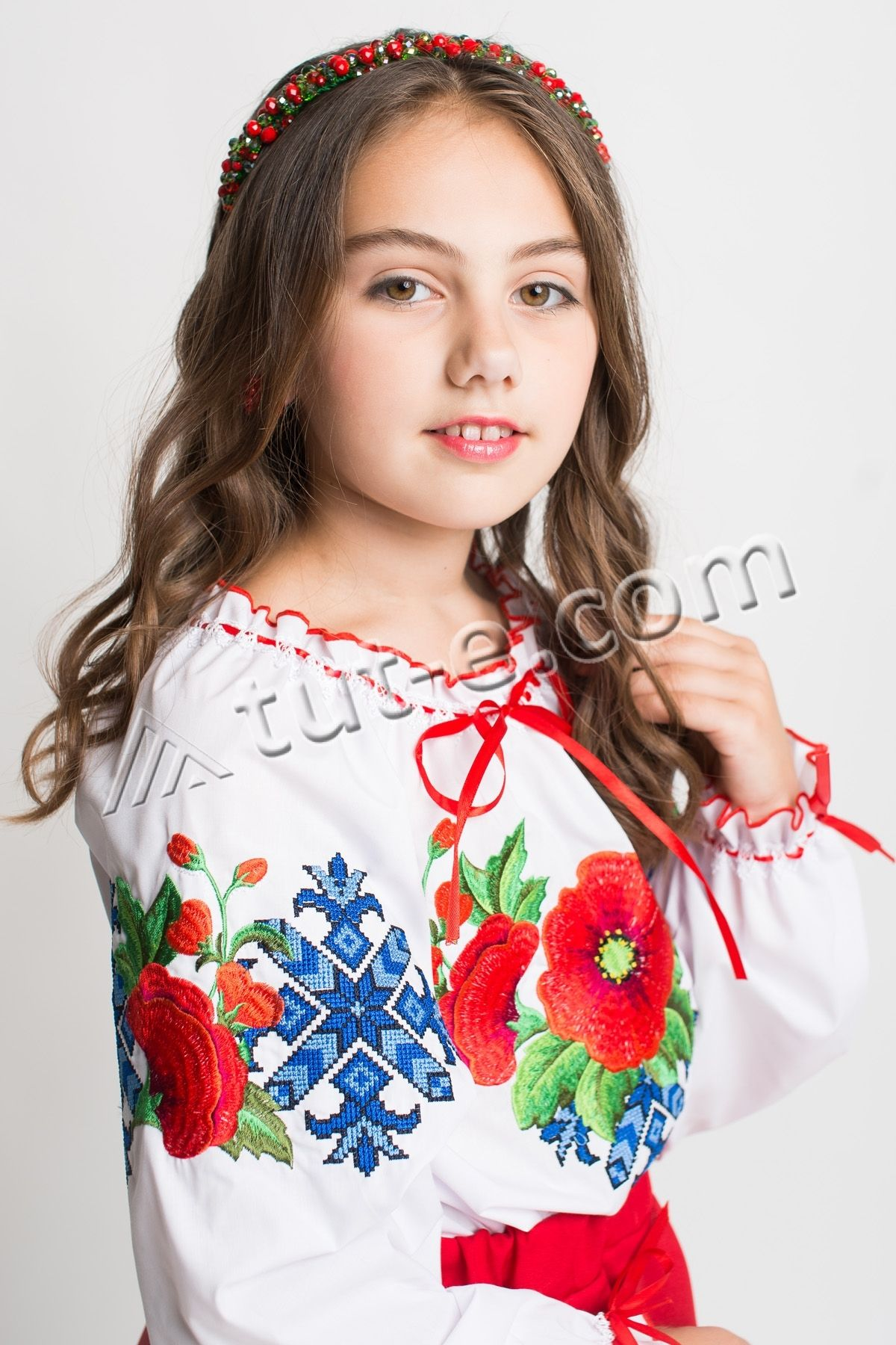 Блуза детская подросток