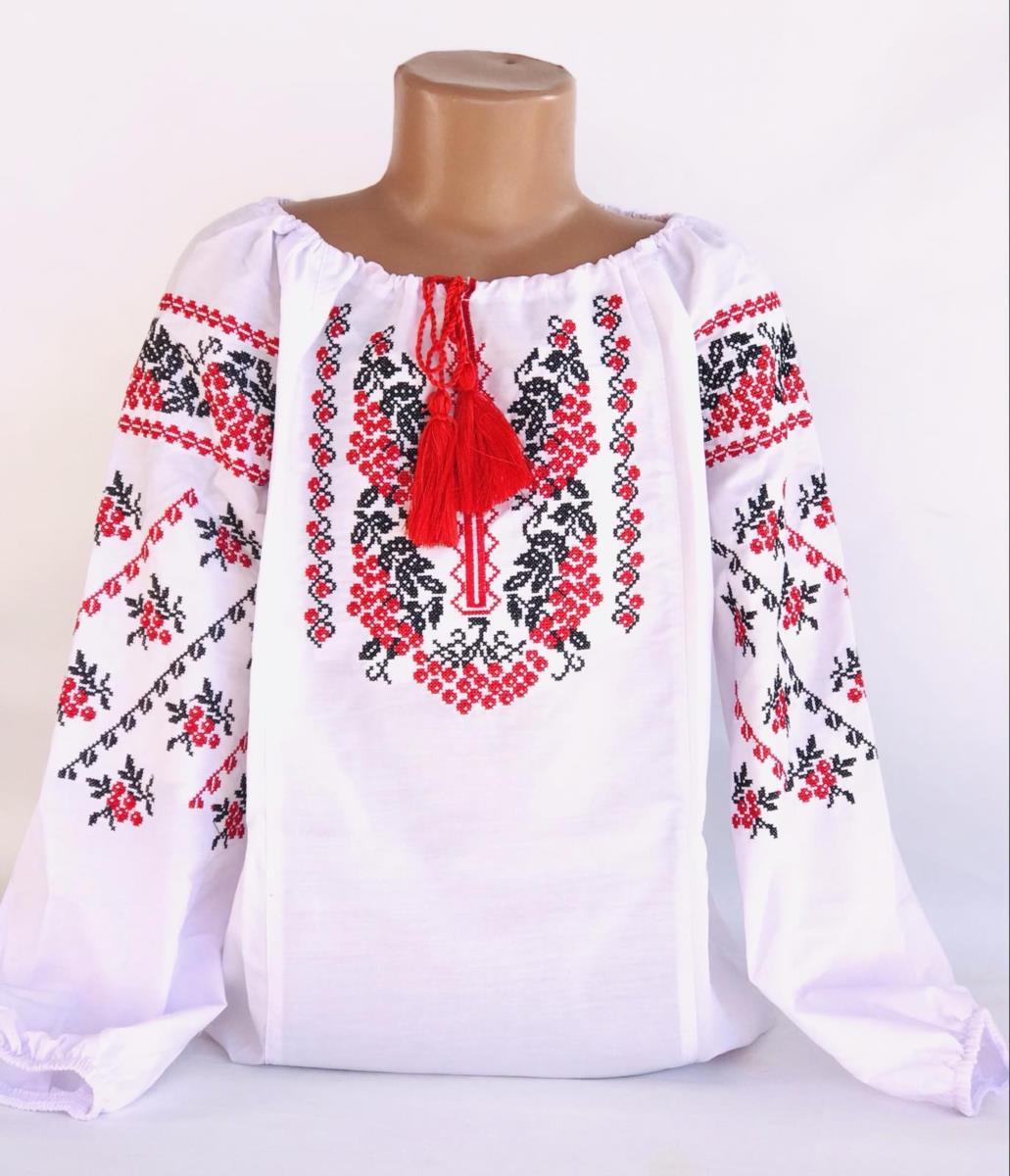 Блузка з калинкою